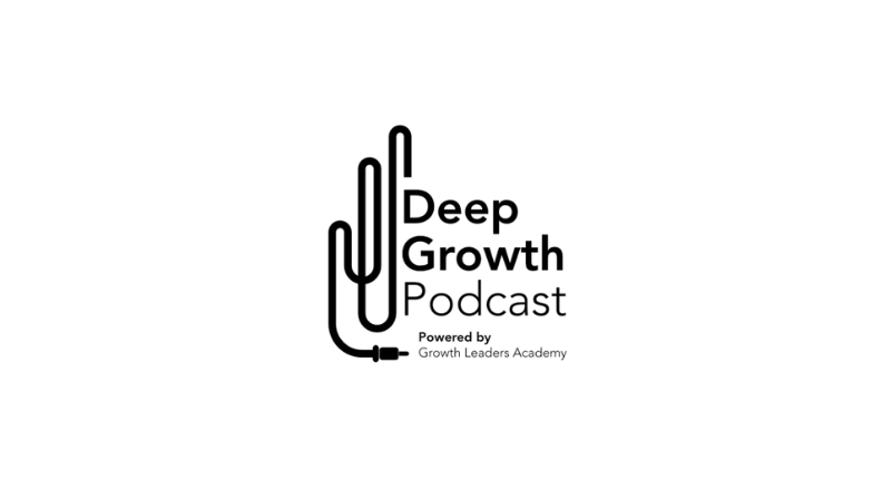Podcast sobre growth hacking - Deep Growth
